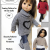 Slouchy Pullover and Variations-18 inch dolls pattern