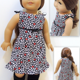 Tulip Dress and Variations Sewing Pattern