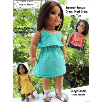 Summer Breeze Dress and Top