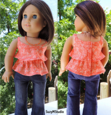 Summer Breeze Dress and Top